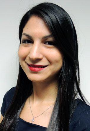 Tamires é estagiária na área de Direito de Família (Testamento, Mediação Familiar).