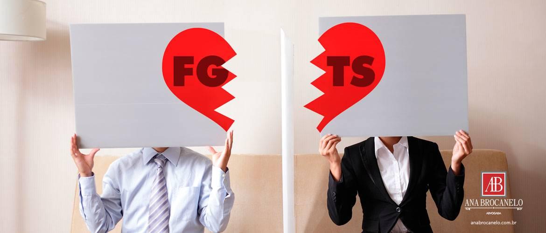 STJ diz que FGTS entra na partilha em casos de separação do casal.