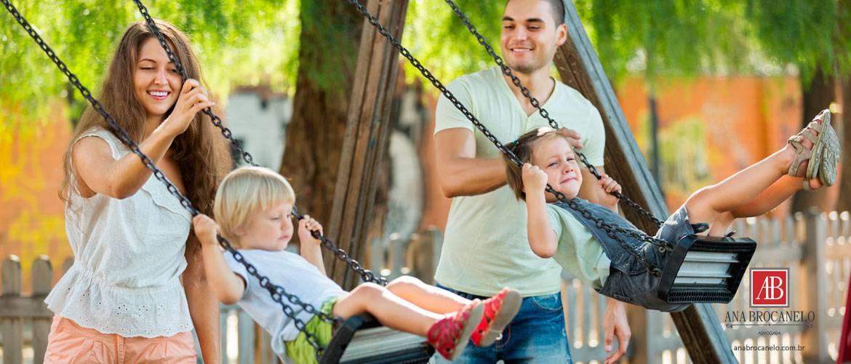 Os filhos e o divórcio.