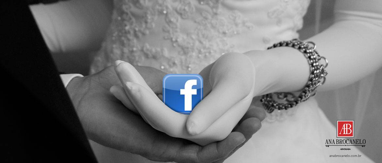 'Relacionamento sério' no Facebook equivale a casamento.