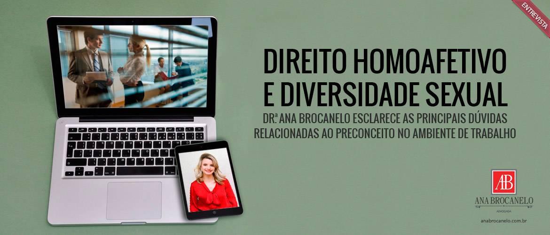 Drª. Ana Brocanelo esclarece as principais dúvidas sobre o Direito Homoafetivo.