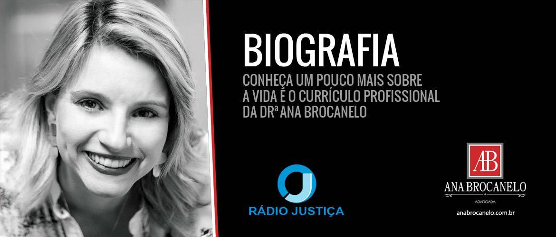 A Drª. Ana Brocanelo nos conta sobre sua jornada no ramo do Direito de Família.