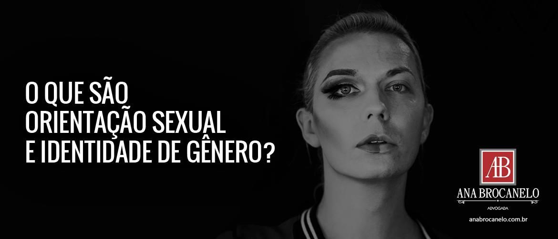 O que são orientação sexual e identidade de gênero?