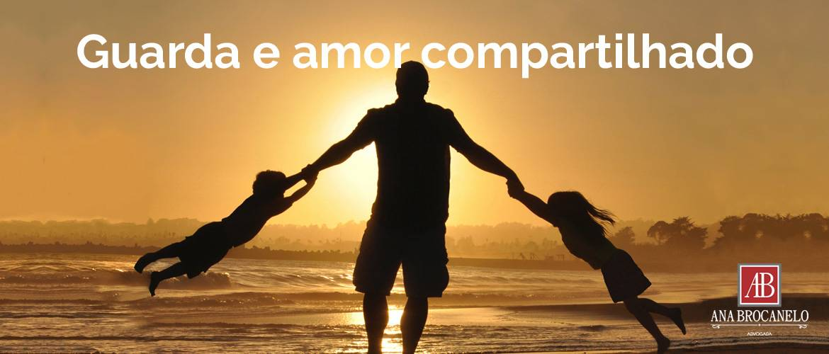 Guarda e amor compartilhado.