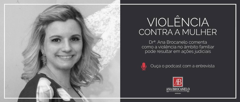 A violência no âmbito familiar pode resultar em ações judiciais na área do Direito Civil.