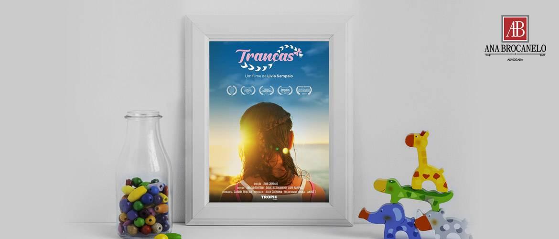 Documentário Tranças: uma narrativa sobre Alienação Parental que busca por justiça e amor.