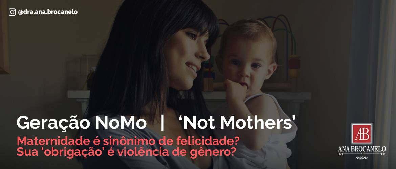 Maternidade é sinônimo de felicidade?